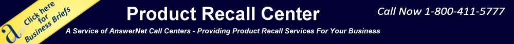 Product Recall Services For Your Business